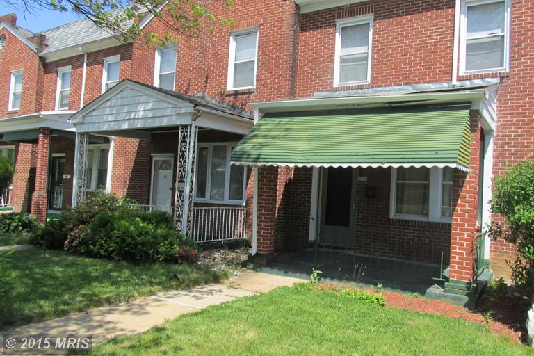 201 Allendale St, Baltimore, MD