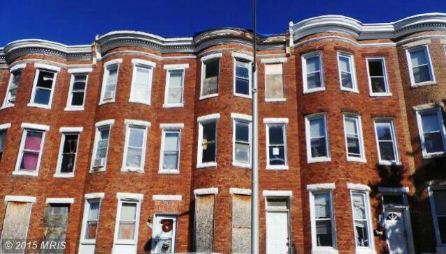 1908 Mosher St, Baltimore, MD
