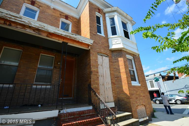 1216 Carey St, Baltimore, MD
