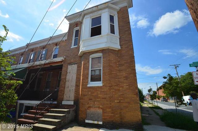 1216 Carey St, Baltimore, MD