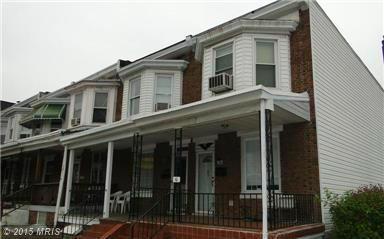 3910 Falls Rd, Baltimore, MD