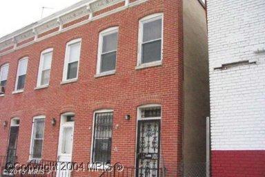 1834 Brunt St, Baltimore, MD