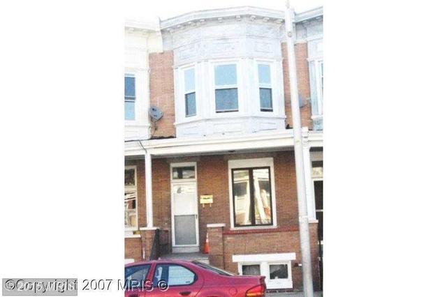 1709 Poplar Grove St, Baltimore, MD