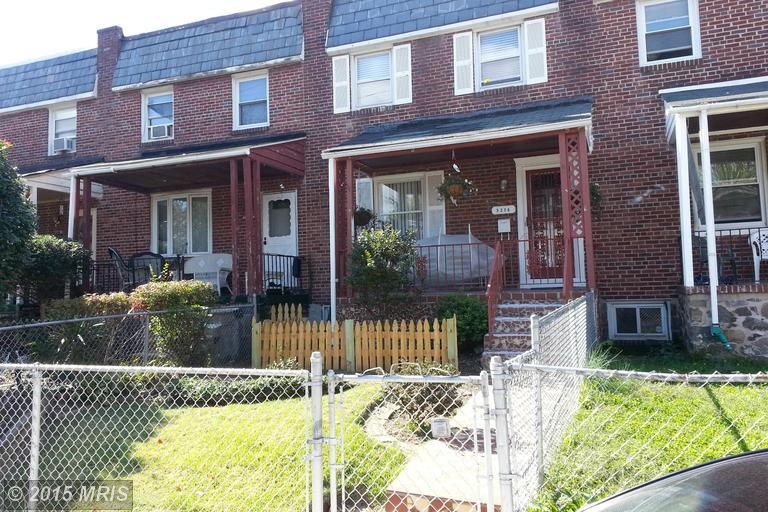 5214 Ready Ave, Baltimore, MD