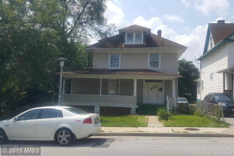 511 Beaumont Ave, Baltimore, MD