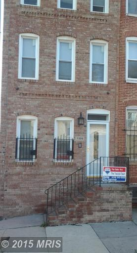 1509 Chase St, Baltimore, MD