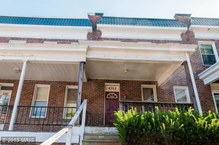 4703 Amberley Ave, Baltimore, MD