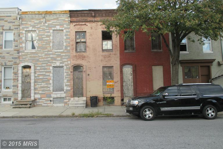 1807 Division St, Baltimore, MD