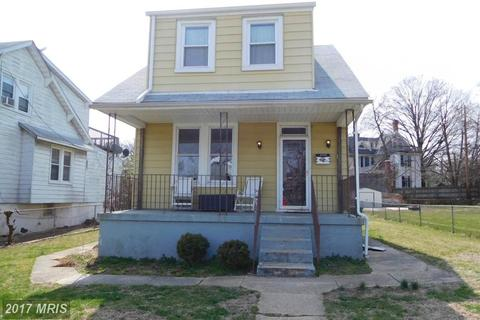 2709 Fleetwood Ave, Baltimore, MD 21214