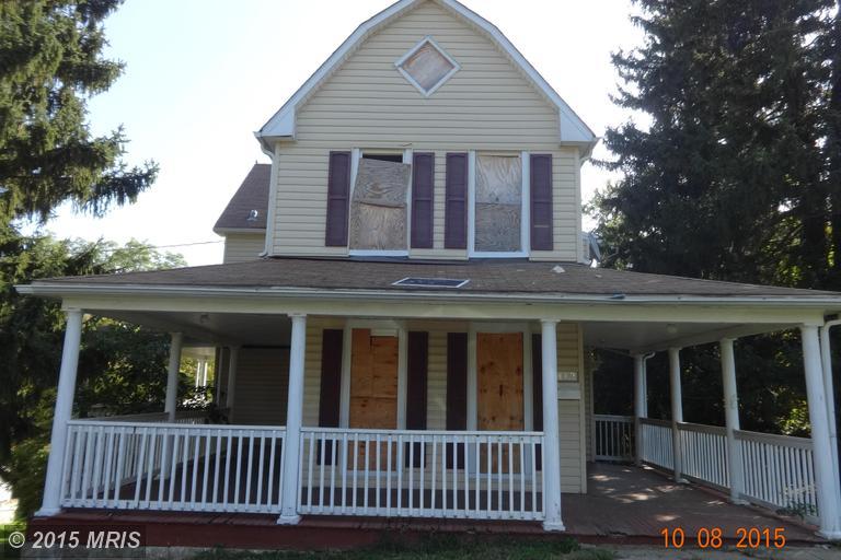 419 Hazlett Ave, Baltimore, MD