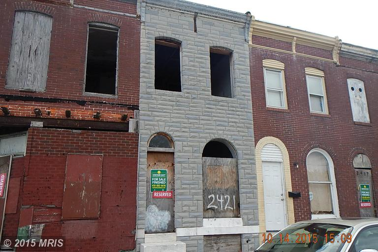 2421 Eager St, Baltimore, MD