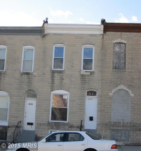 1018 Patterson Park Ave, Baltimore, MD