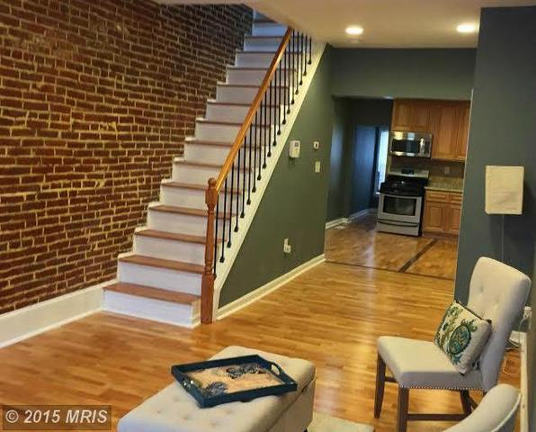 1342 Sargeant, Baltimore, MD
