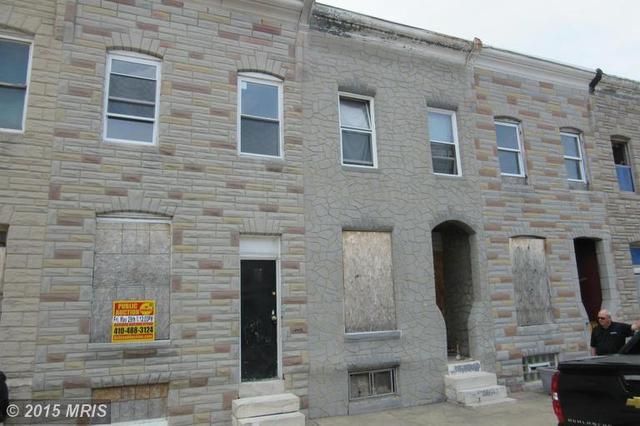1128 Mckean Ave, Baltimore, MD