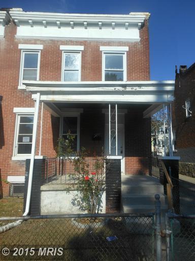 722 Edgewood St, Baltimore, MD