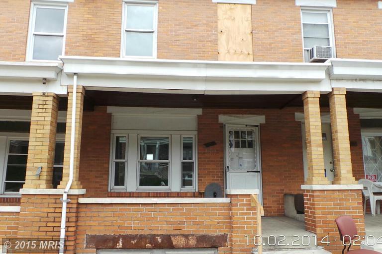4249 Sheldon Ave, Baltimore, MD