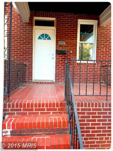 3606 Hayward Ave, Baltimore, MD