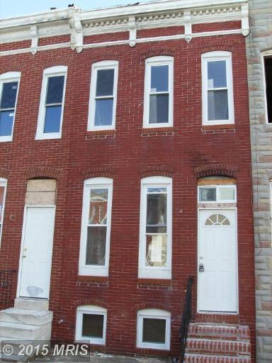1115 Carroll St, Baltimore, MD