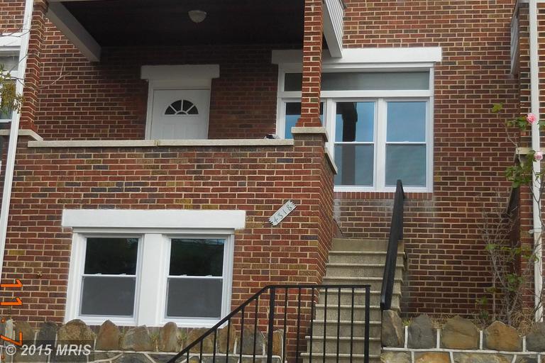 4318 Sheldon Ave, Baltimore, MD