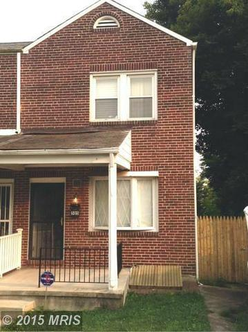 505 Cold Spring Ln, Baltimore, MD