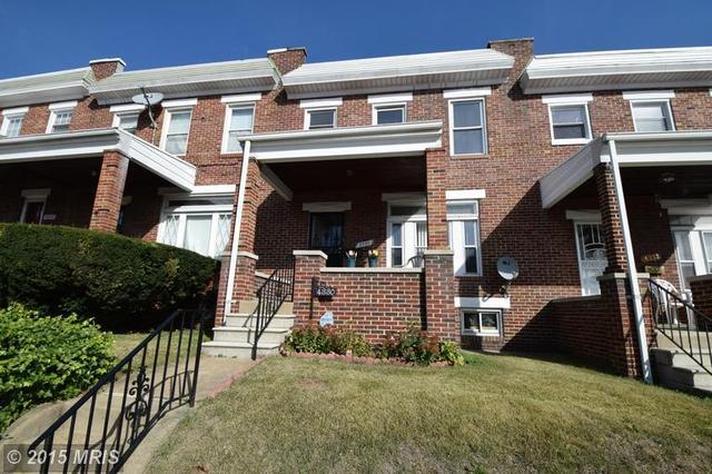 4330 Sheldon Ave, Baltimore, MD