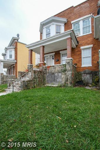 3442 Park Heights Ave, Baltimore, MD