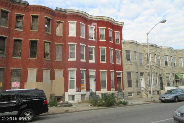1116 Monroe St, Baltimore, MD