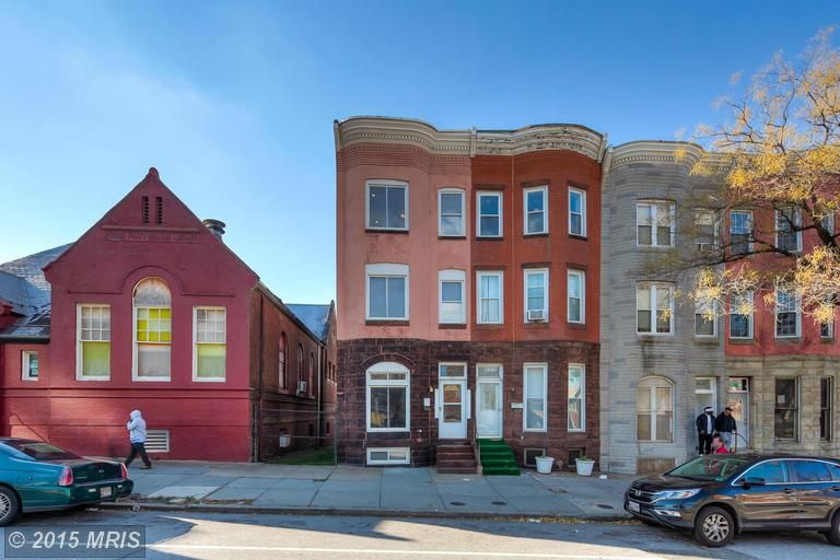 820 N Broadway, Baltimore, MD