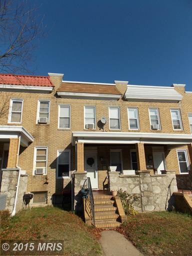 4308 Nicholas Ave, Baltimore, MD