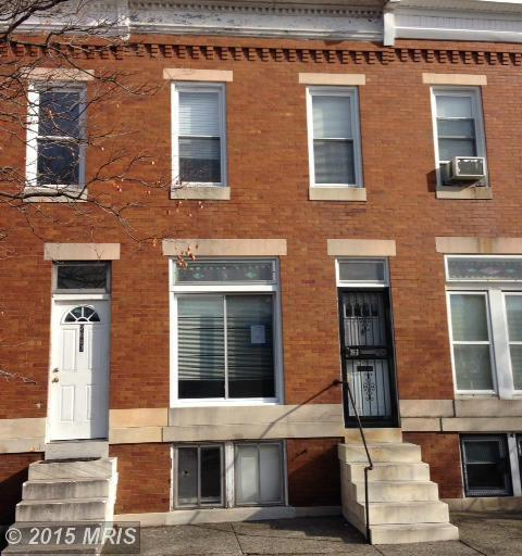 2015 Cecil Ave, Baltimore, MD