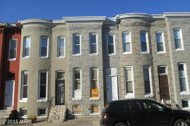 1006 Mckean Ave, Baltimore, MD