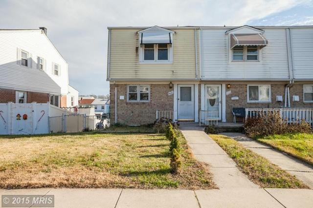 3621 Greenvale Rd, Baltimore, MD