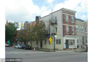 1372 Washington Blvd, Baltimore, MD
