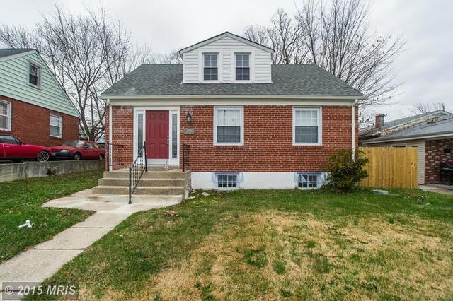 5108 The Alameda, Baltimore, MD