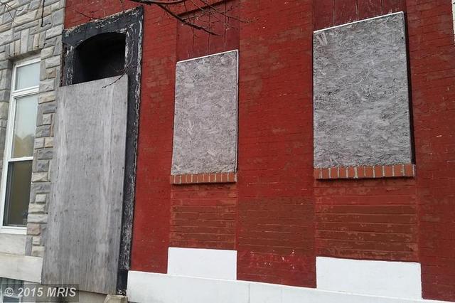 1107 N Fulton Ave, Baltimore, MD