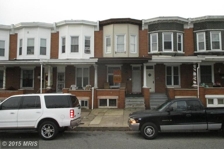2760 The Alameda, Baltimore, MD