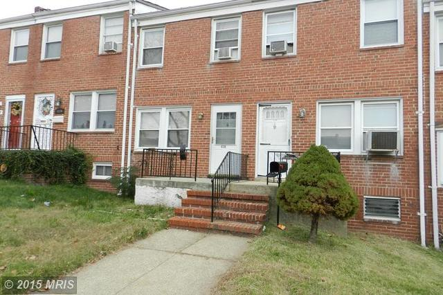 4338 Nicholas Ave, Baltimore, MD
