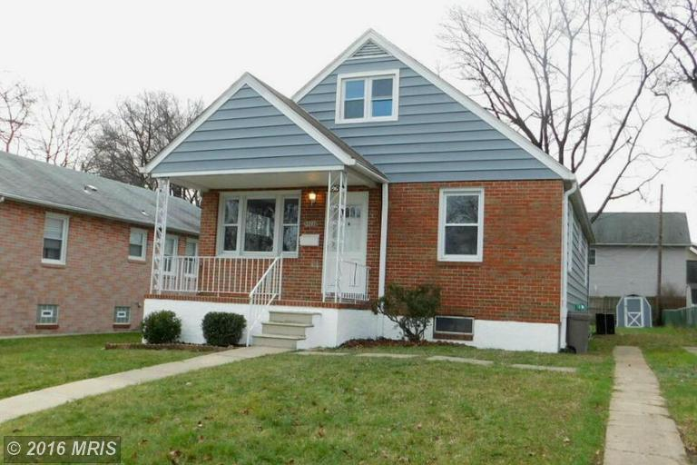 3207 Clearview Ave, Parkville, MD
