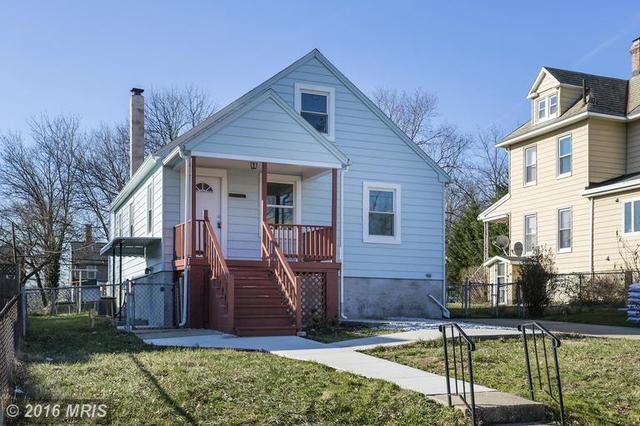 3309 White Ave, Baltimore, MD