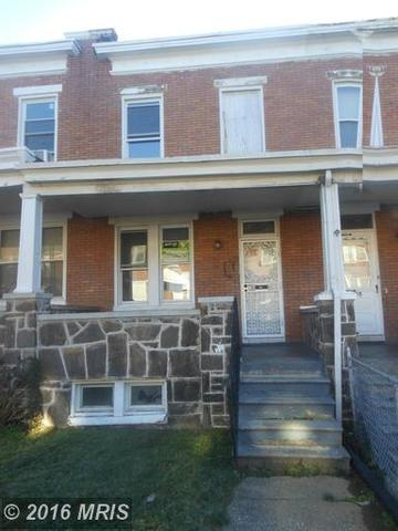307 Monastery Ave, Baltimore, MD
