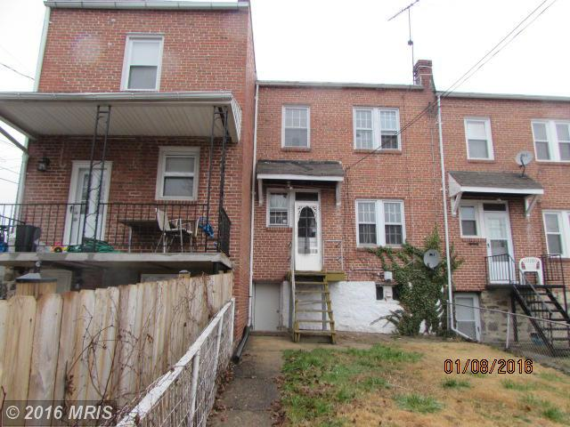 4733 Dunkirk Ave, Baltimore, MD