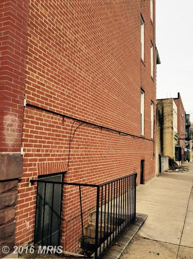 1701 Druid Hill Ave, Baltimore, MD