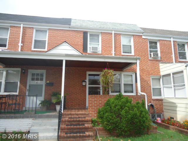 3718 Greenvale Rd, Baltimore, MD