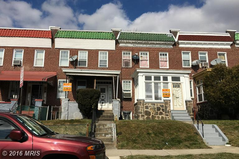 1904 29th St, Baltimore, MD