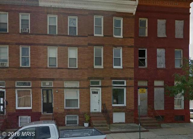 1943 Baltimore St, Baltimore MD 21223