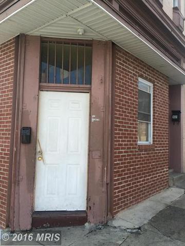 1601 Lexington St, Baltimore MD 21223