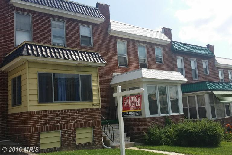 600 Radnor Ave, Baltimore, MD