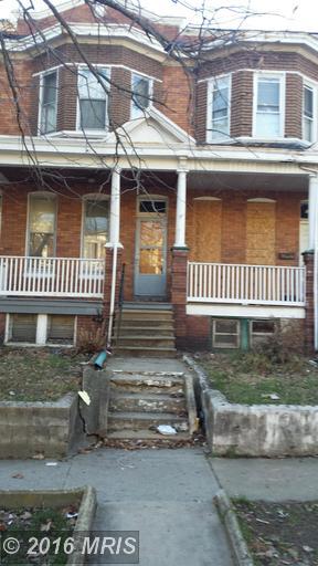 1718 Ashburton St, Baltimore, MD
