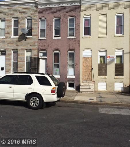 1627 Montford Ave, Baltimore, MD