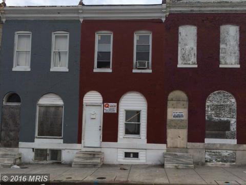 2416 Oliver St, Baltimore, MD